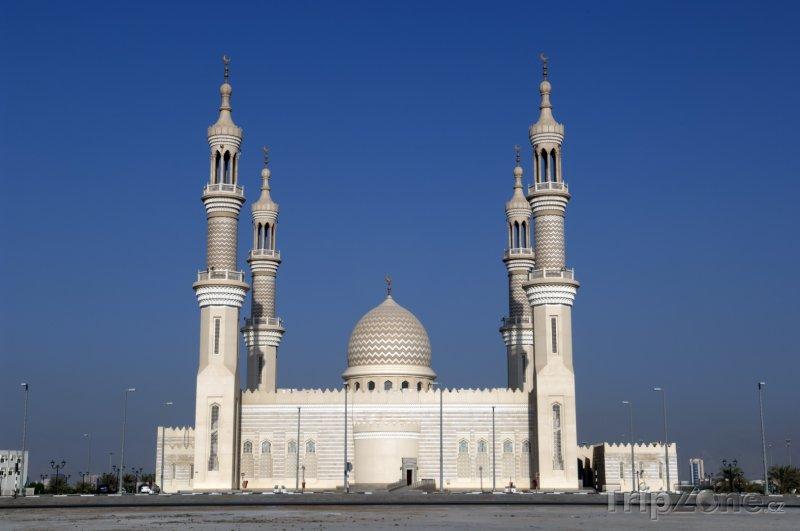 Fotka, Foto Mešita v Ras al-Khaimah (Spojené arabské emiráty)