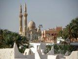 Mešita ve městě Ghadames