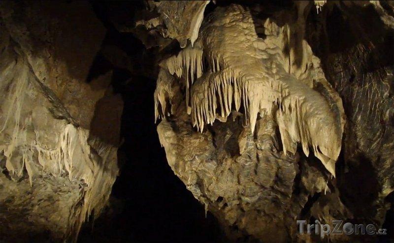 Fotka, Foto Moravský kras, Punkevní jeskyně (Česká republika)