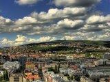 Mraky nad Bratislavou
