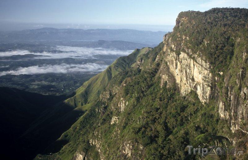 Fotka, Foto Národní park Horton Plains (Srí Lanka)