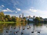 Novoděvičí klášter v Moskvě