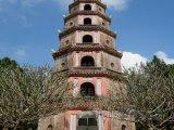 Pagoda Thien Mu ve městě Hue