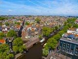 Panorama Amsterdamu