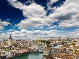 Panorama Curychu