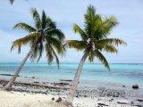 Pláž na ostorvě Savaii