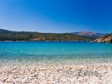 Pláž na ostrově Samos