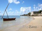 Pobřeží Mosambického ostrova