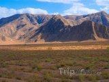 Pohoří Kopet Dag