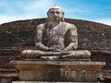 Polonanaruwa, socha Buddhy