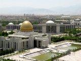 Prezidentský palác v Ašchabadu