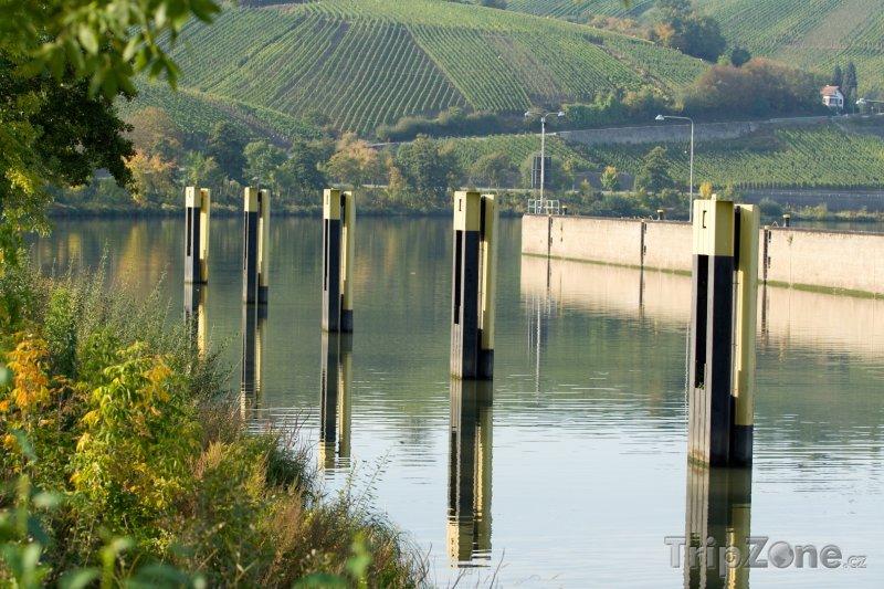 Fotka, Foto Řeka Mosela (Lucembursko)