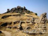 Ruiny pevnosti Kralevice Marka
