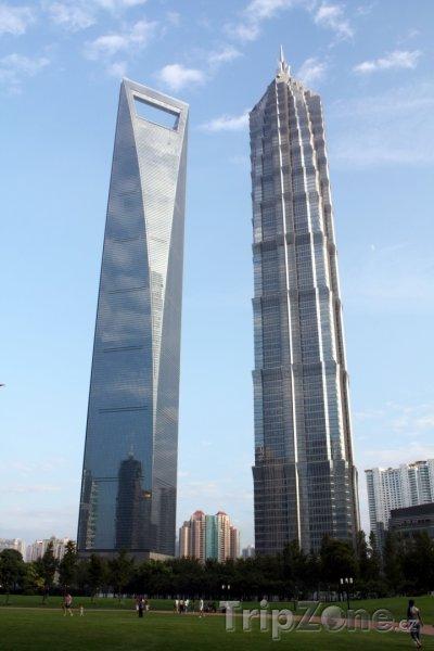 Fotka, Foto Šanghaj, World Financial Center (Čína)