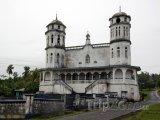 Savaii, kostel u silnice