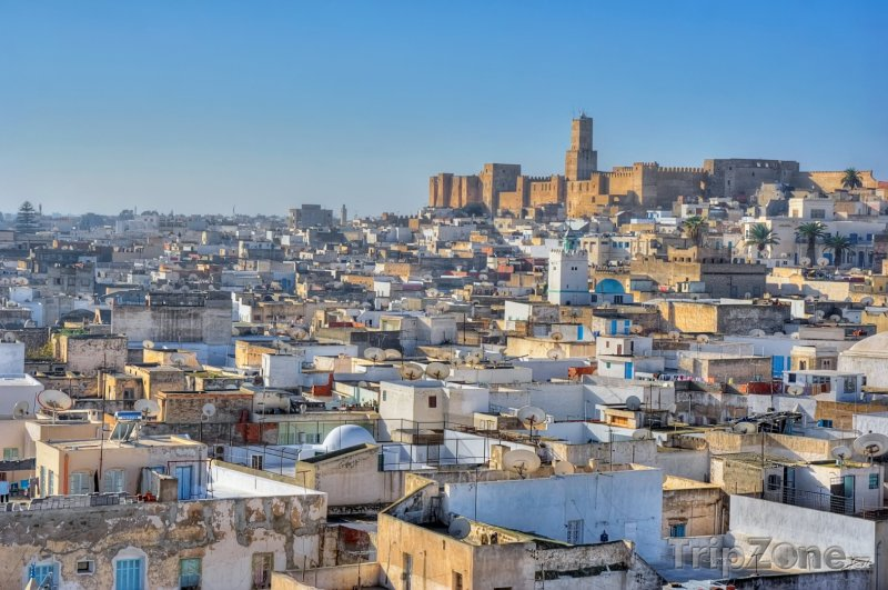 Fotka, Foto Sousse panorama (Tunisko)