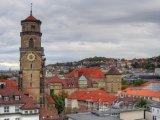 Stiftskirche ve Stuttgartu