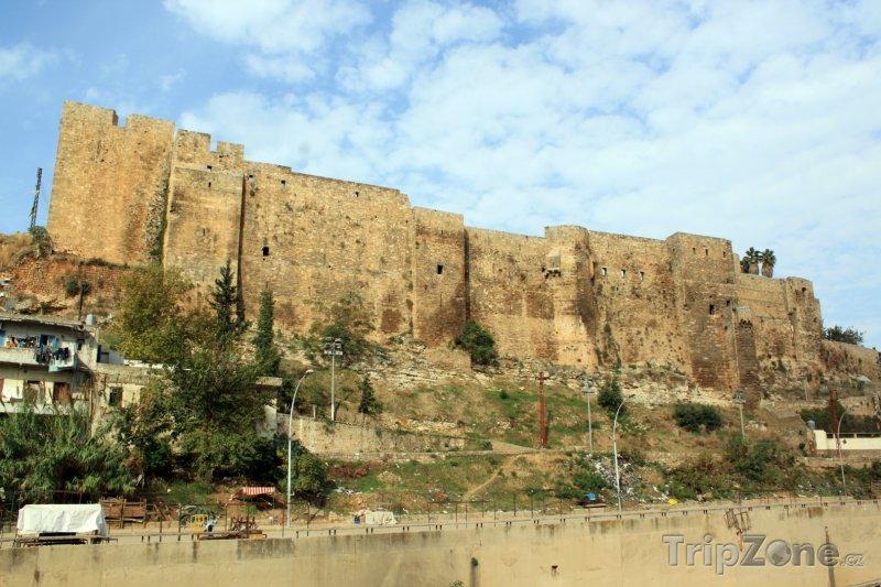 Fotka, Foto Tripolis, Červený hrad (Libye)