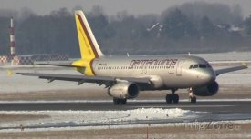 Airbus A319 aerolinek Germanwings