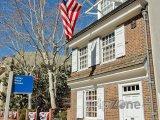 Betsy Ross House, dům, kde byla vyrobena první vlajka USA