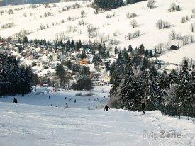 Buková hora, Svitavská sjezdovka