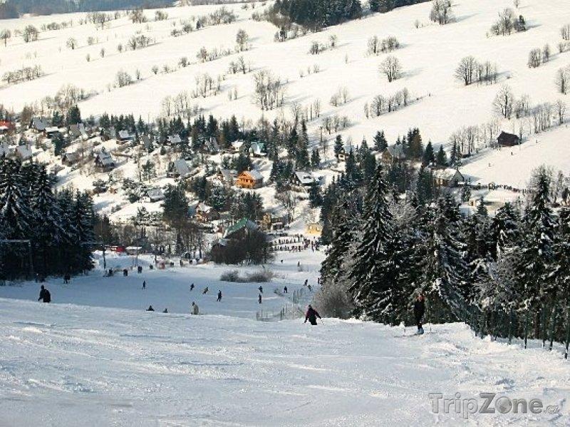 Fotka, Foto Buková hora, Svitavská sjezdovka