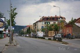 Centrum města Nikšić