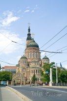 Charkov, katedrála Zvěstování Panny Marie