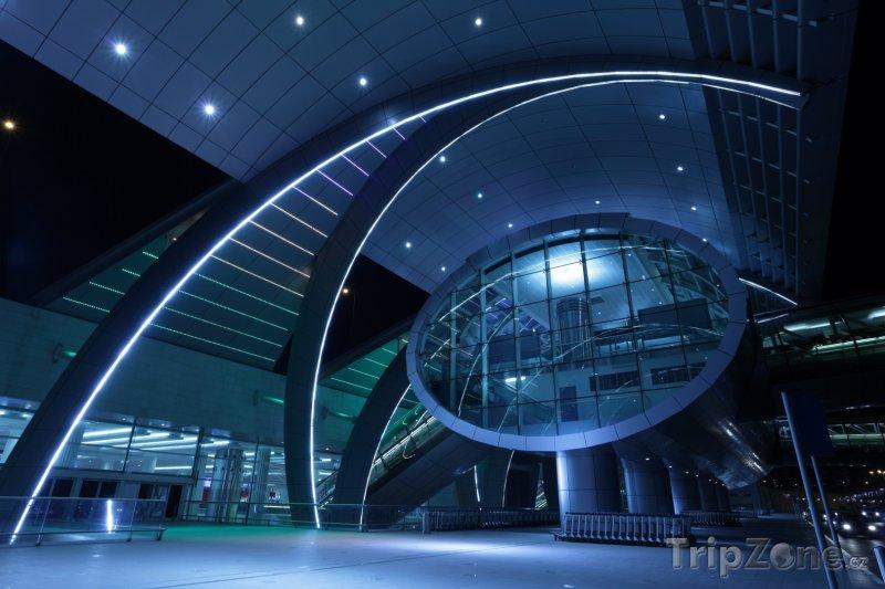 Fotka, Foto Dubai International Airport, Terminál 3 (Dubaj, Spojené arabské emiráty)