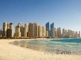 Dubajská pláž