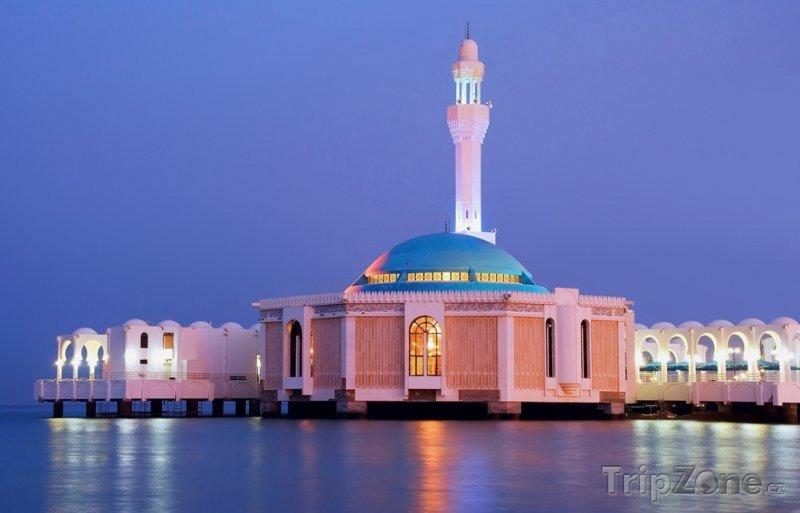 Fotka, Foto Džidda, mešita na vodě