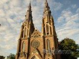 Eindhoven, kostel sv. Kateřiny