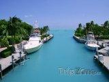 Florida Keys - rybářské lodě