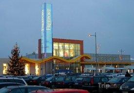 Freeport, outlet na hranicích u Znojma