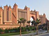 Hotel Atlantis na poloostrově Palm Jumeirah
