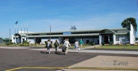 Kasane, letiště