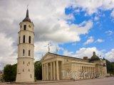 Katedrála a zvonice