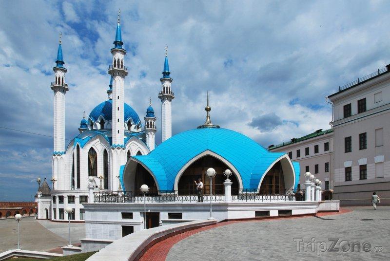 Fotka, Foto Kazaň, mešita Kul Šerif (Rusko)