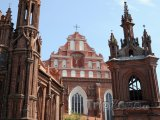 Kostel sv. Anny a sv. Františka