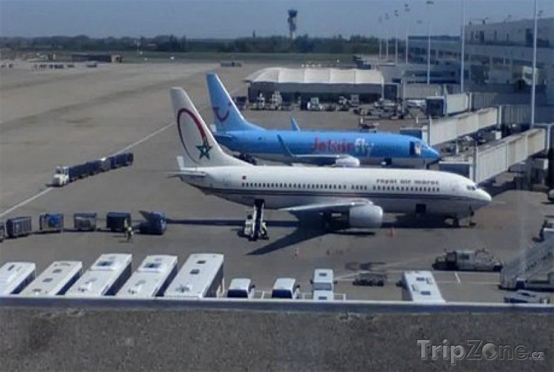 Fotka, Foto Letiště v Bruselu