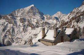 Lyžařské středisko Alpe Ciamporino