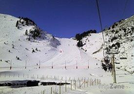 Lyžařské středisko Ax 3 Domaines