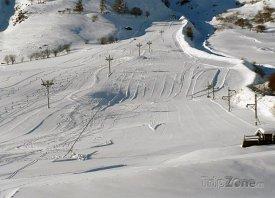 Lyžařské středisko Bessans