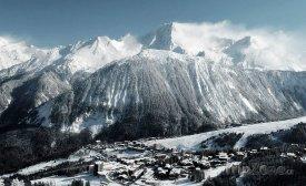 Lyžařské středisko Courchevel