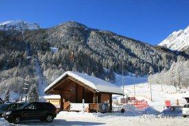 Lyžařské středisko Gressoney-Saint-Jean
