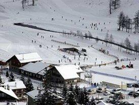 Lyžařské středisko Pragaleto Plan