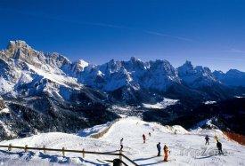 Lyžařské středisko San Martino di Castrozza
