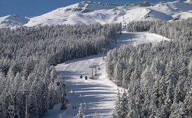 Lyžařské středisko Santa Caterina
