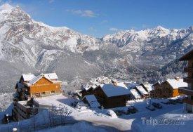 Lyžařský rezort Puy Saint Vincent