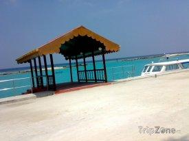 Manadhoo, přístav